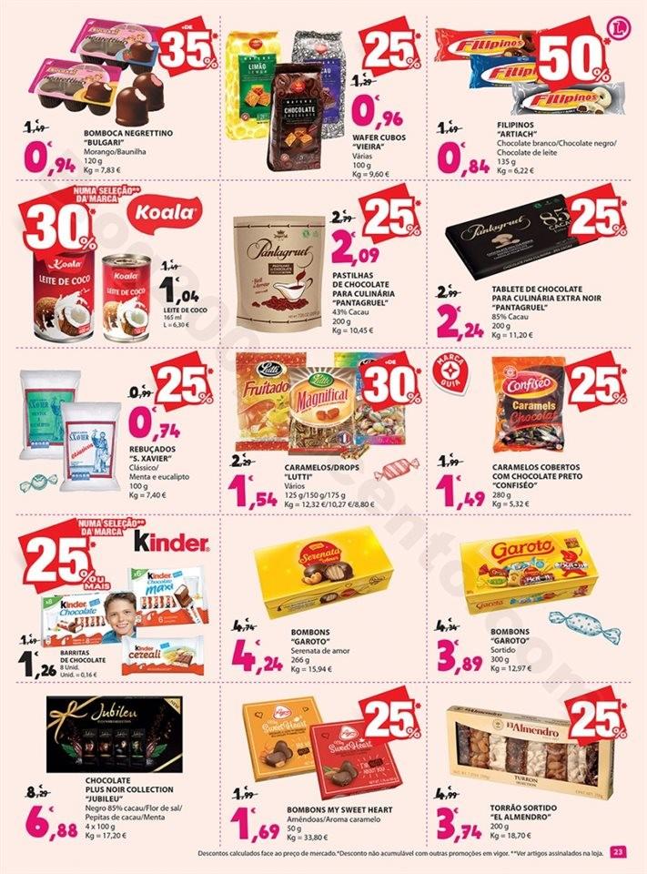Antevisão Folheto E-LECLERC Promoções de 31 jan