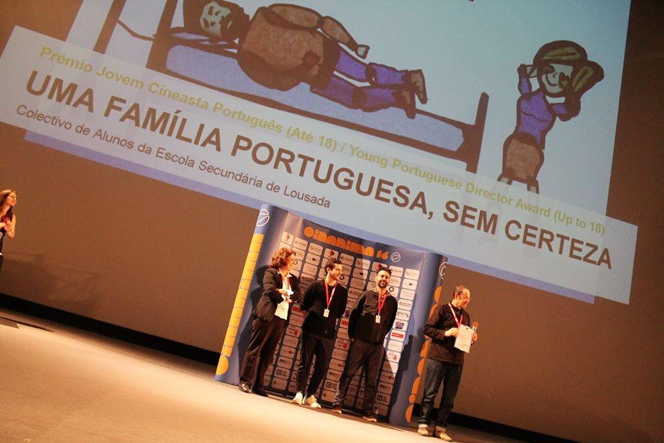 Uma familia portuguesa sem certeza (créditos Cin