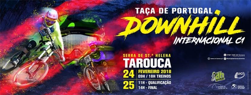 Downhill em Tarouca