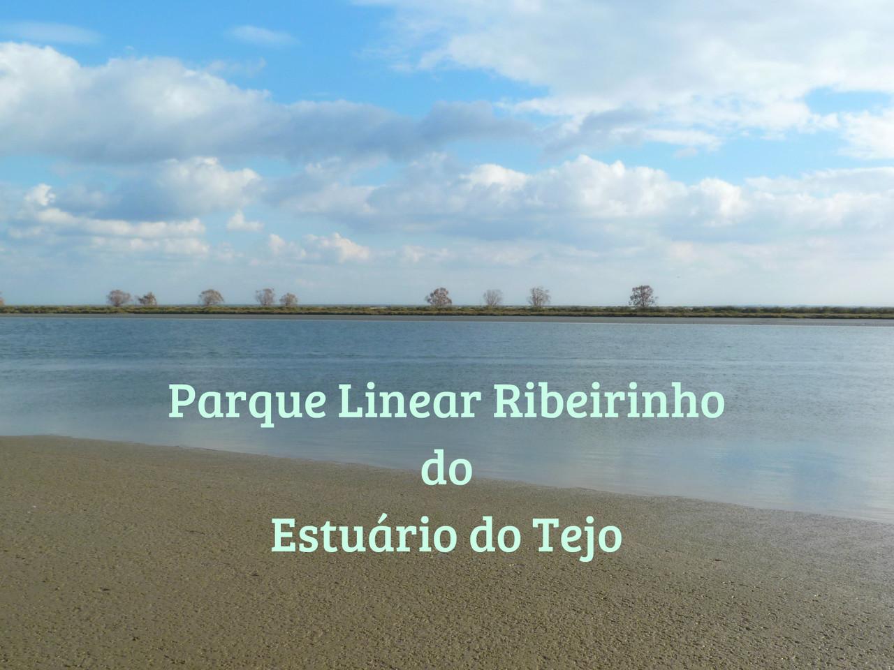 Passear a pé I - O Parque Linear Ribeirinho do Es
