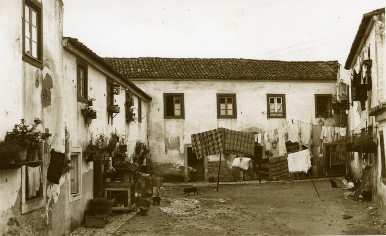Pátio do Biaggi, às Amoreiras, sd, foto de Eduar