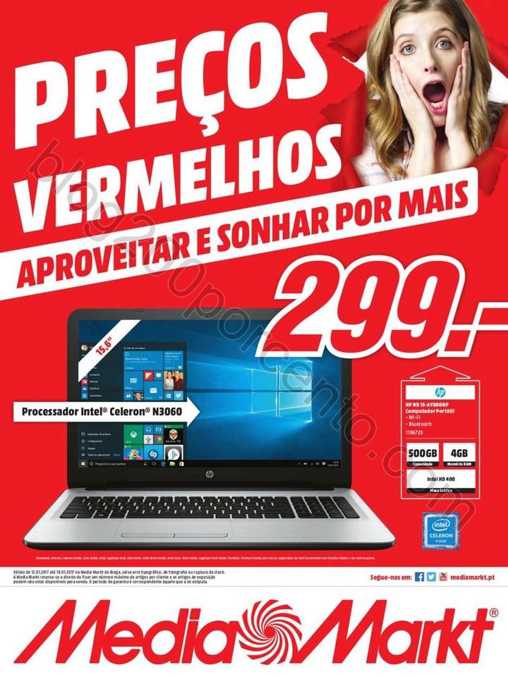 Antevisão Folheto MEDIA MARKT Braga - Promoções