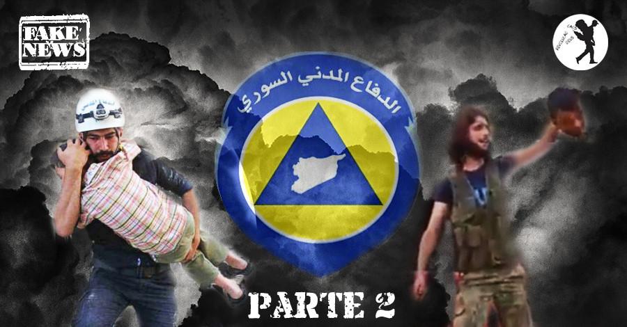 White Helmets, humanistas ou terroristas? Parte 2, por Luís Garcia
