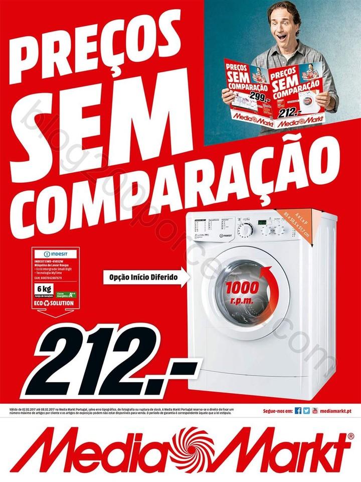 Antevisão Folheto MEDIA MARKT Promoções de 2 a