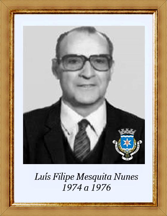 Luís Filipe Mesquita Nunes - 1974 a 1976 - emblem