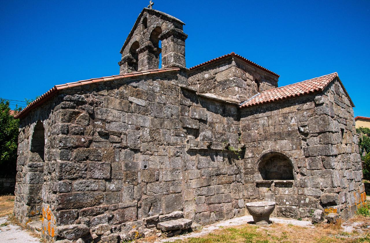 2017.- Igreja Visigótica de Santa Comba de Bande