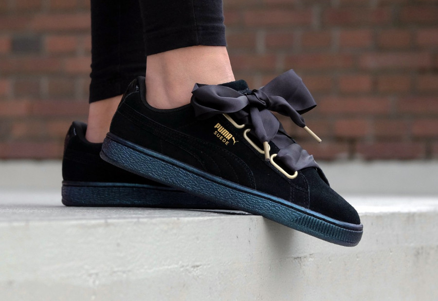 Chaussure-Puma-Suede-Heart-Satin-Black-daim-noir-f