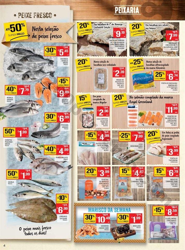 Folheto Promoções Continente Antevisão 6a12 nov