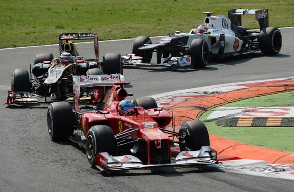 GP da Itália de Formula 1, Monza, em 2012 by desporto.sapo.pt