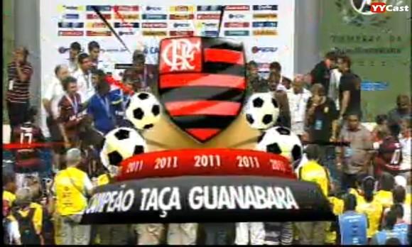 Flamengo Campeão da Taça Guanabara de 2011