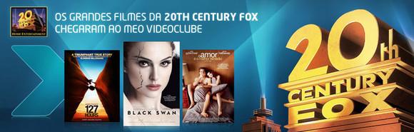 Filmes da 20th Century Fox no MEO VideoClube