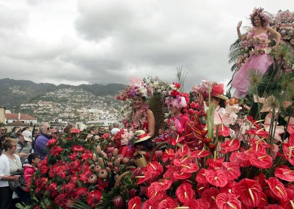 Madeira, festa da flor