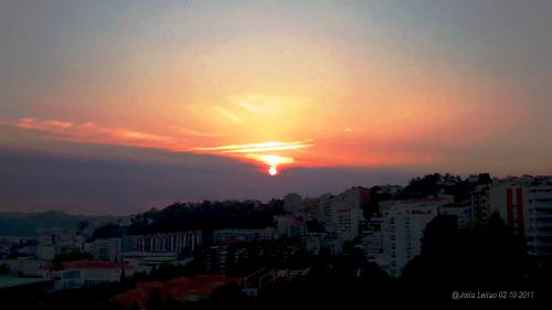 Coimbra - por-do-sol 02-10-2011 @JottaElle 31