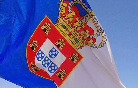 Bandeira monárquica 1