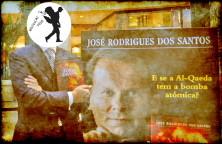 """""""Fúria Divina"""", uma diarreia literária de José Rodrigues dos Santos (1ª PARTE)"""