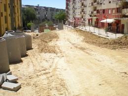 Alameda Pedonal - inicio de obras I