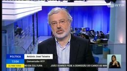 António José Teixeira director de informação.j