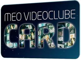Passatempo Meo no Facebook oferece um MEO VideoClube Card