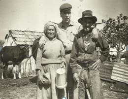 Avós Paternos - António Cantante e Emilia Rosár