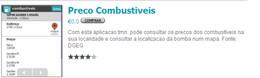 Informações sobre combustíveis integradas no SAPO