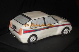 Bolo Replica Lancia Delta Integrale