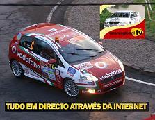 A Azores Global TV novamente com o Rali Sical em directo...