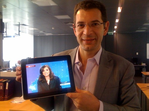 RTPN no iPad