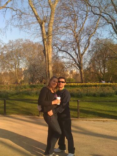 St James Park, Londres