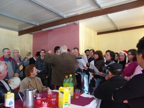 Ceia de Reis, Boelhe 9 Jan. 2011