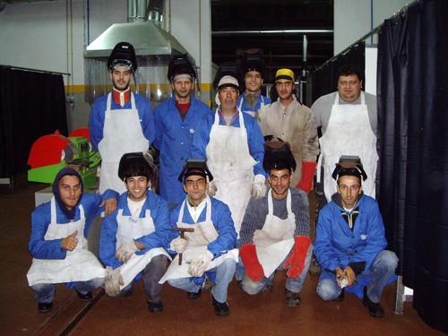 Grupo de soldadura efa turma de soldadura 2009 2011 - Grupo de soldadura ...