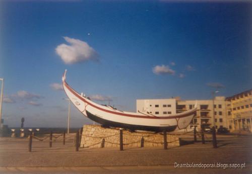 Barco Meia Lua - Praia da Vieira