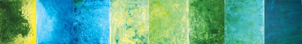 Conjunto das 4 pinturas | PVP: PTE 1300,00€