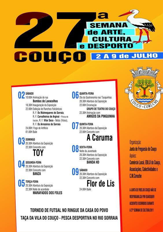 27 Semana Cultura