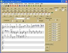 programa compor musica