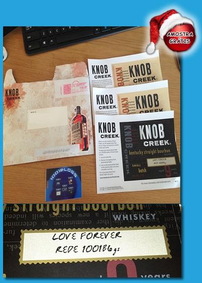 Amostra Knob Creek - etiquetas personalizadas para garrafas de whisky - [Recebido] 16330392_VnF77