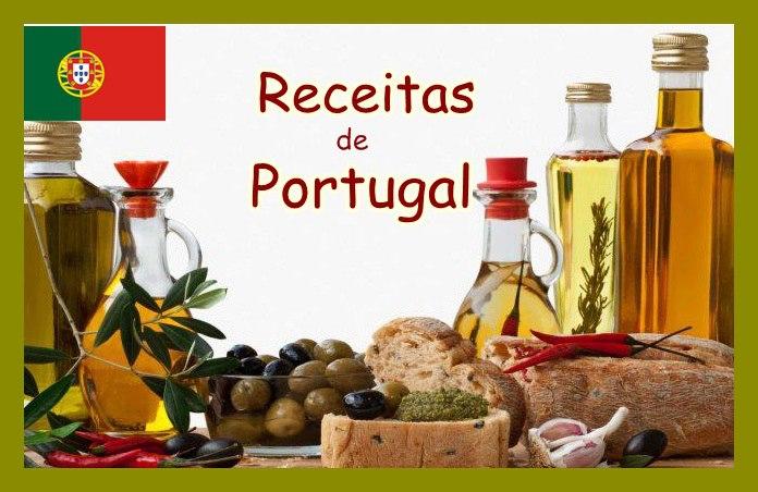receitas de portugal culinária gastronomia facebook
