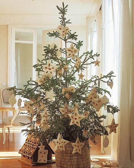 decoracao de arvore de natal natural:Decoração e ideias para árvores de natal – Decoração e Ideias