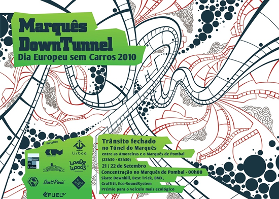 Marquês DownTunnel 2010