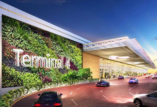 O Novo Terminal 4 Do Aeroporto De Singapura Bling