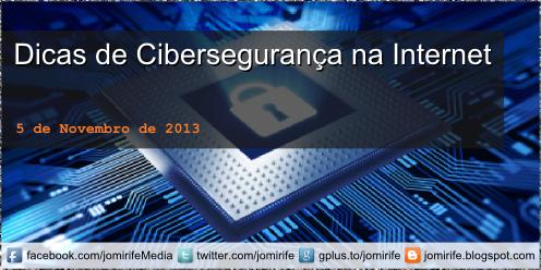 Blog Post: Dicas de Cibersegurança para se proteger na Internet