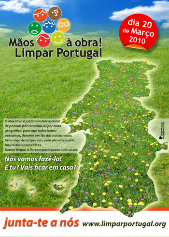 Vamos limpar Portugal !!!
