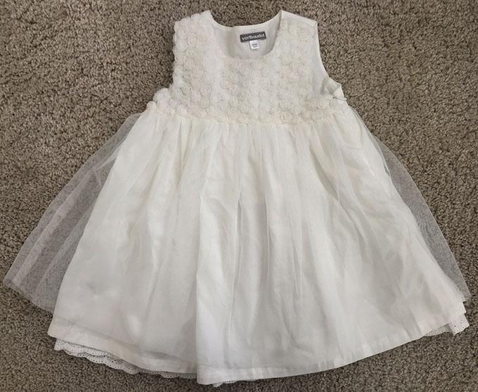 vestido verbaudet