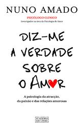 autor do livro: Nuno Amado (psicólogo)