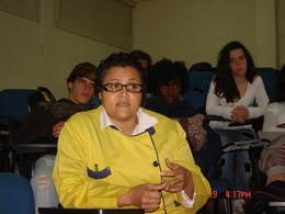 Ângela Laginhas partilha a sua experiência em Moçambique